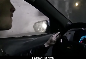 Gay Filmmaker Pays Bi Sexual Uber Driver To Fuck Him POV