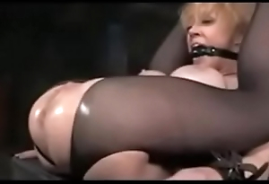 Anal squirting BDSM!!! -Punishland.com