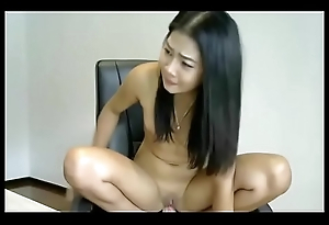 Dildo deep inside (cam asian)