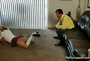Ms Paris and Her Taboo Tales &quot_Daddy Daughter Experience&quot_