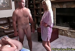 Ms Paris and Her proscribe Tales &quot_Daddy/Daughter Get Caught&quot_