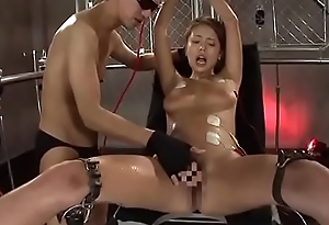Aphrodisiac Electric Orgasm 8 - Naomi