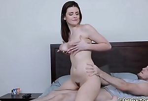 Michele enjoying being pounded