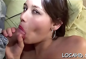 Sexually excited lesbians sort out stunning pussy-licking