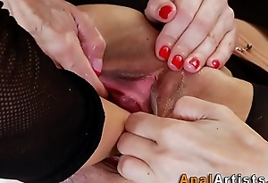Lesbians asshole fisted