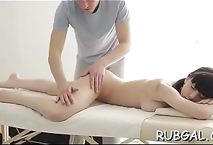Oriental slut really enjoys host out with the brush fuckmate