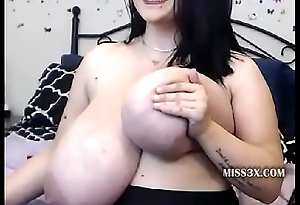 watch my huge tits show and cum on my breast your huge load of sperm