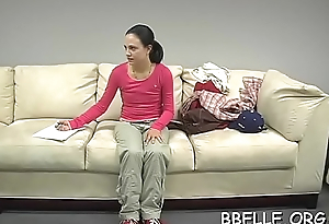 Thrilling and dissipated sex with lewd teen clasp