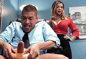 Brazzers HD: The Ho In The Donut Featuring Karma Rx