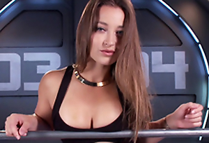 Amazing tot Dani Daniels and the machine