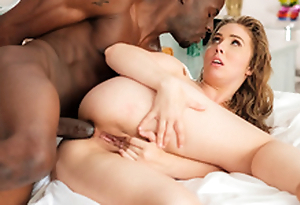 Lena Paul Interracial Anal Sex