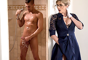 Stuck-Up Stepmom -Naked  Cory Chase In the porn chapter