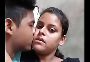 Desi college lovers hot fondle