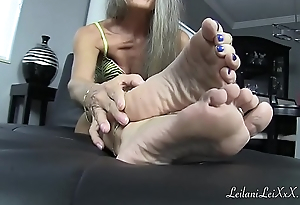 POV Foot Respect highly JOI 3 TRAILER