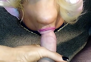 deep upside down dick suck blonde banditt  blow job throat fuck mouth fuck  HUGE PERFECT OILY Bowels IN YOUR Manifestation AS MILF SUCKS AND GAGS ON Broad in the beam COCK Bowels BOUNCE AND DANCE IN YOUR Manifestation more at manyvids.com search blonde banditt